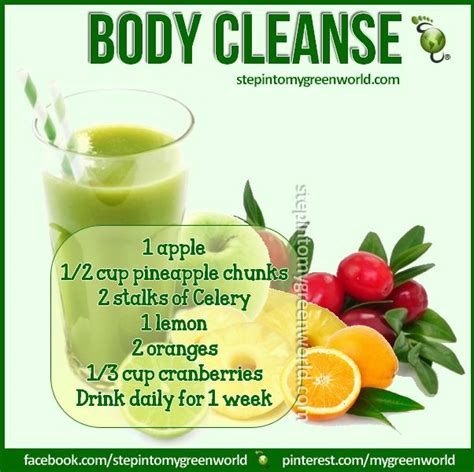 body cleanse with cranberry juice picture 3