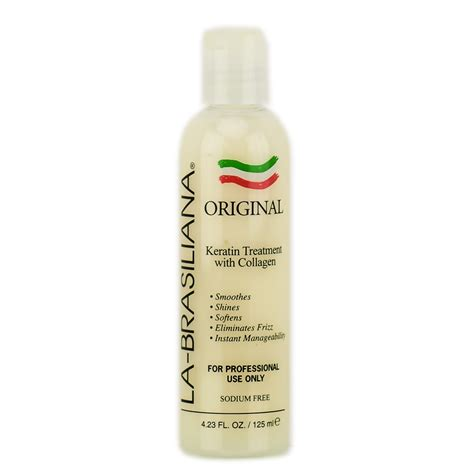 ingredients in la-brasiliana zero keratin treatment picture 6