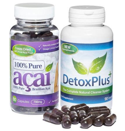 is there different levels of acai berry supplements picture 1