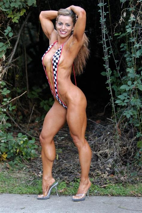 female calf muscle picture 6