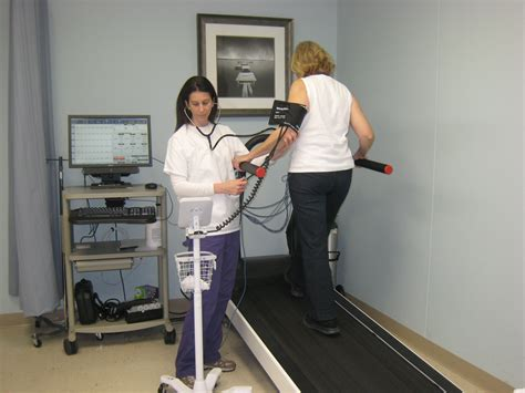 Blood pressure during stress test picture 3