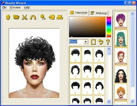 computerized hair styles picture 5