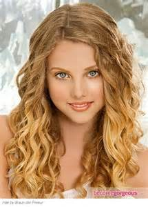 curly hair blonde picture 15