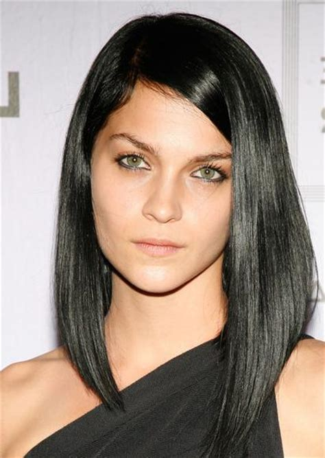 black magazine hairstyles for meduim length hair picture 13