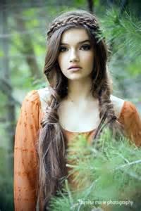 Bohemian hair picture 21