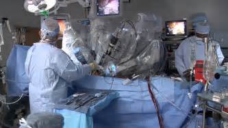 Robotic prostate surgery picture 15