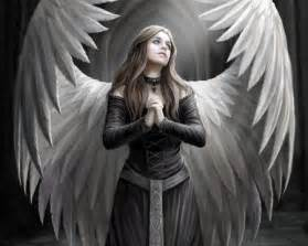 dark hair angel pictures picture 18