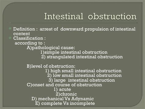 symptoms of intestinal obstruction picture 10