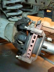 how to change ball joint on 1996 cutl picture 5