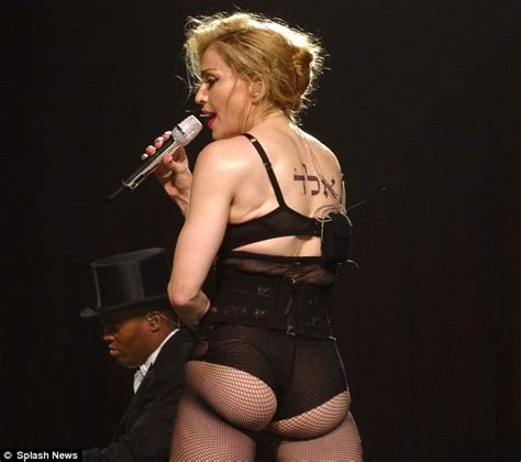 madonnas body picture 1