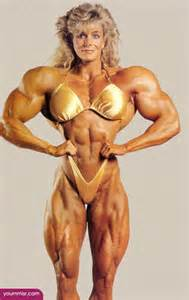 bbw vs bodybuilding women picture 1