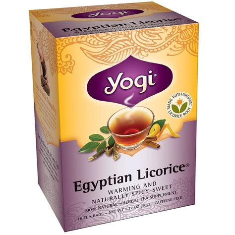 what is licorice tea good for picture 1