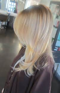 blond hair with highlights picture 7