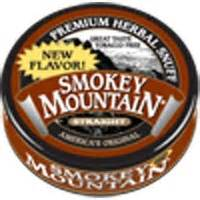 nutritional value of smokey mountain herbal snuff picture 14