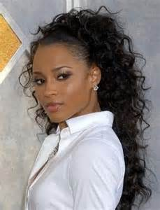 black hair weave updos picture 6