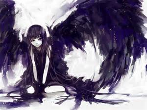 dark hair angel pictures picture 14