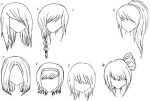 anime hair picture 6