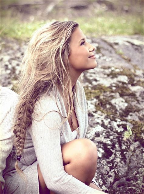 Bohemian hair picture 2