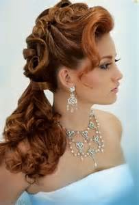 beautiful hair dos for brides picture 6