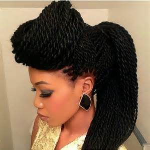 braids and twist hair styles picture 13