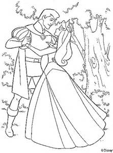 coloring pages disney princess sleeping beauty picture 6