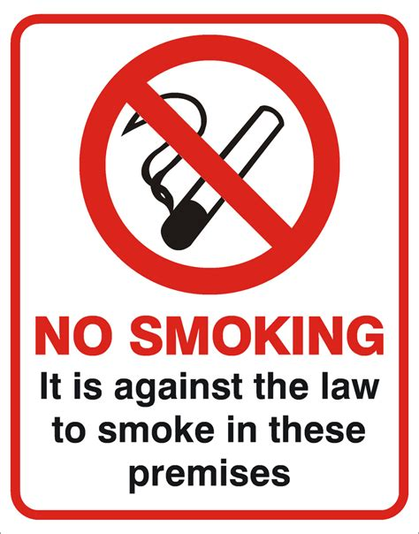 against the law to smoke outside too picture 1