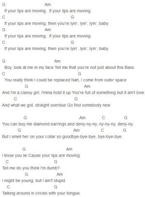 a to z lyrics lips are moving picture 3