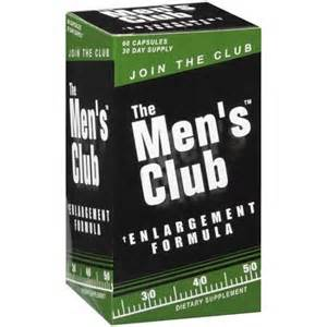 the mens club supplement picture 1