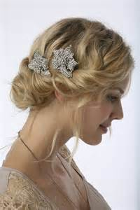 bridesmaid hair styles wedding picture 10