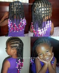 African american hair plat styles picture 5