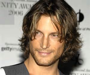 picture of men's long hair picture 14