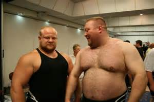 bill and andys muscle bear picture 7