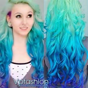 can hair extension be colored dyed picture 6