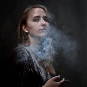 blows smoke picture 2