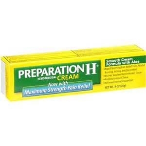 preparation h hemorrhoid cream picture 2