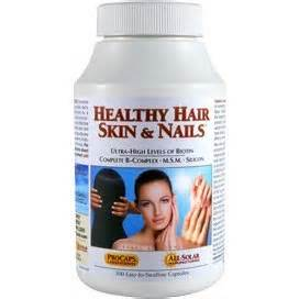 healthy hair skin and nails picture 2