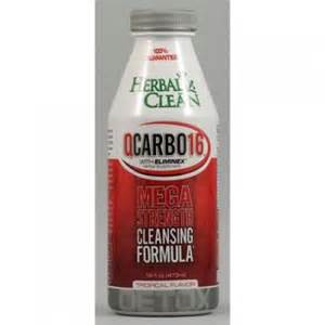 herbal clean q carbo 16 oz. g consumer picture 5
