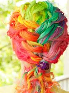 crazy colored hair pics picture 3