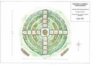 Herbal garden design picture 2