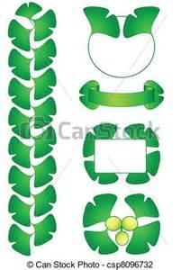 ginkgo leaf clip art picture 1