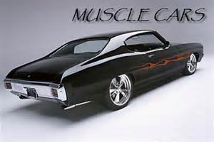 cheap 60s muscle cars for sale picture 1