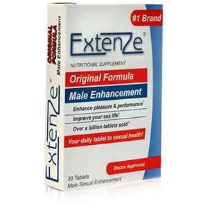 extenze original formula male enhancement 30ct picture 2