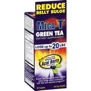 3 of mega-t green tea water pill -- picture 9
