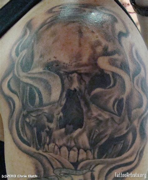 pictures of smoke tattoo's picture 11