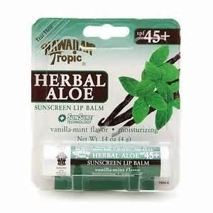 hawaiian tropic herbal aloe lotion picture 2