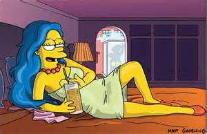 simpsons marge breast expansion online picture 1