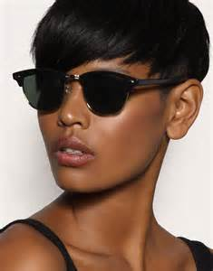 black short hair stlyes picture 11