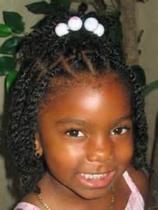 black little girl hair styles picture 3