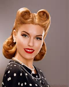 1950's hair styles picture 3