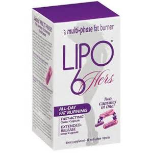 h3 lipo hers dietary supplement capsules picture 9